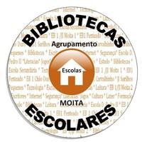 Página das Bibliotecas do Agrupamento de Escolas da Moita